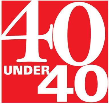 40under40 award