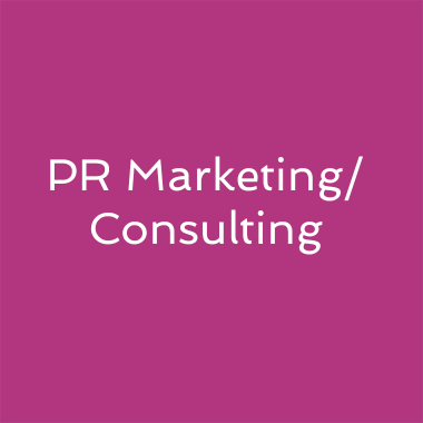 PR & Marketing Consulting