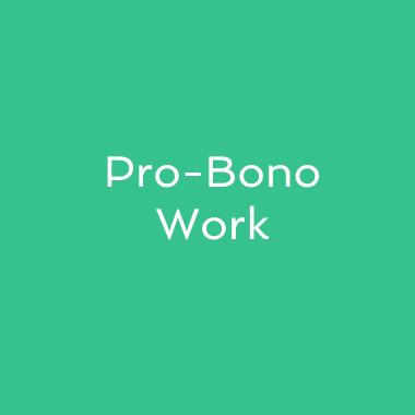 Pro Bono